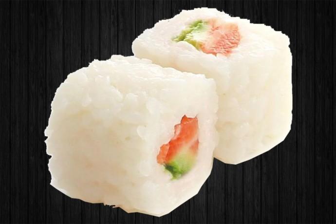 Neige Roll Saumon 6p