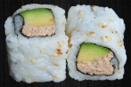 California Roll Avocat thon cuit 6p