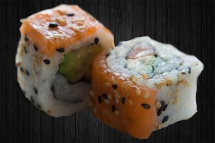 Las Vegas Avocat saumon 6p