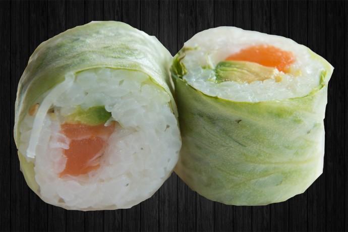 Spring Roll Avocat saumon 6p
