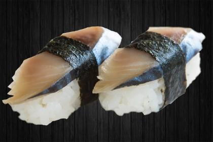 Sushi Saba (maquereau) 2p