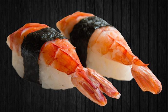 Sushi Ebi (crevette) 2p