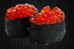 Sushi Ikura (œufs de saumon) 2p