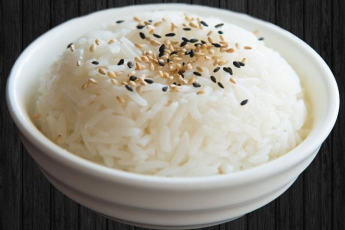Go Han (riz blanc)