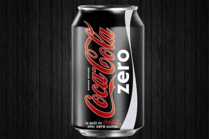 Coca zéro 33cl