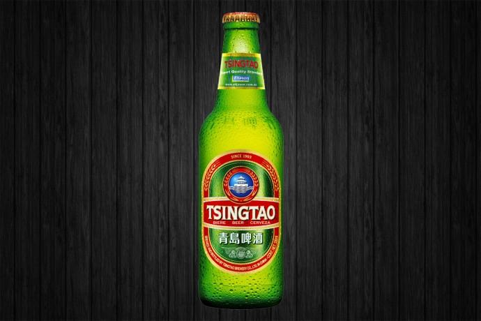 Tsing Tao bière chinoise 33CL