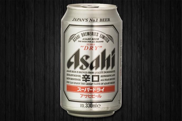 Asahi bière japonaise 33cl