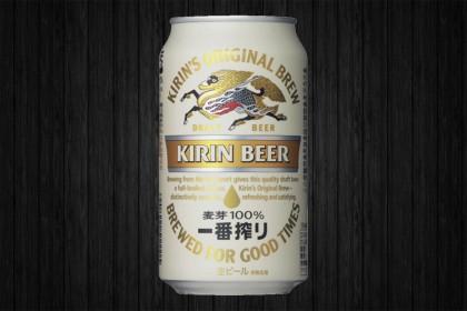 Kirin bière japonaise 33cl