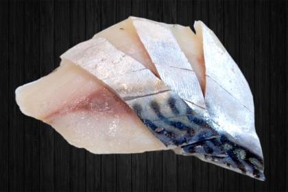 Sashimi Saba (maquereau) 12p