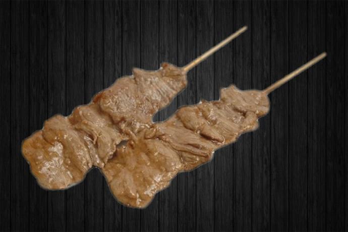 Yakitori Guyniku (bœuf) 2p