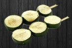 Yakitori Tofu (courgette, champignon) 2p
