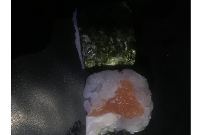 MAKI Shiawasé maki (saumon et fromage) 8p