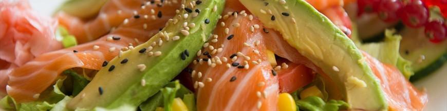 Menus Salade